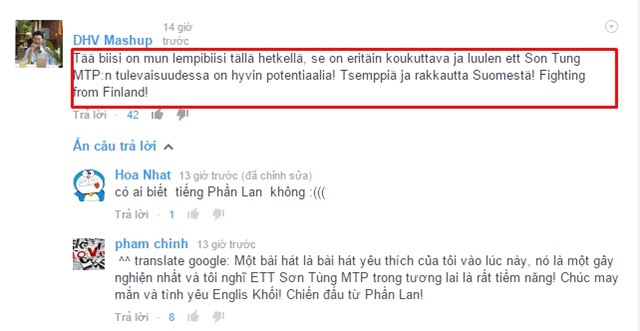 rating và comment trong seo youtube