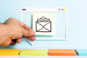 Content Marketing trong Email