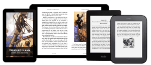 Content trong Ebook