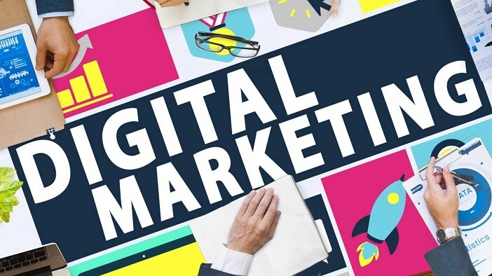 Học Digital Marketing
